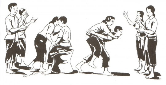 Sdech Jang Game (King Game)