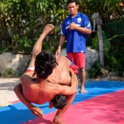 Khmer Wrestling (Boak Cham Bab)