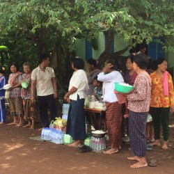 Krama (Khmer Scarf)