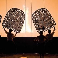 Sbaek Lakhaoun (Shadow Puppetry Theatre)