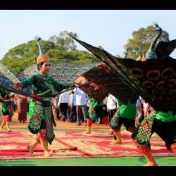 Robam Kngork Pailin (Pailin Peacock Dance)